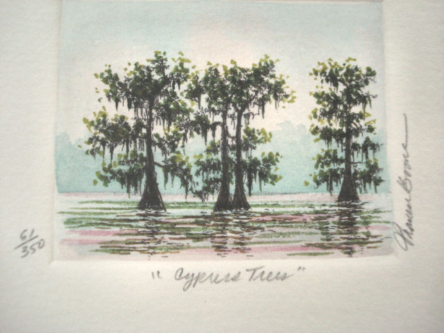 cypress trees mini